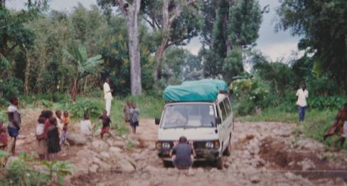 DRC van