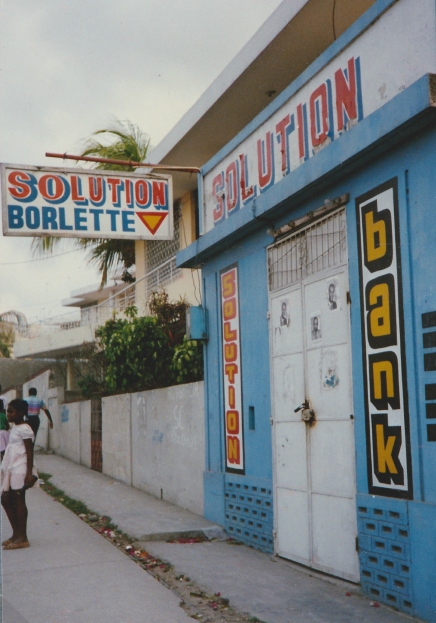 haiti bank