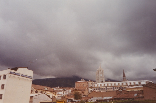 quito town