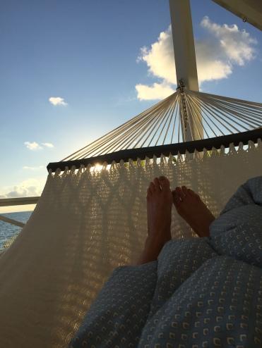 hammock dawn